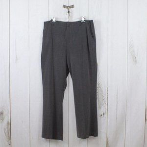 NEW! EDDIE BAUER Blakely Fit Suit Pants Size 18